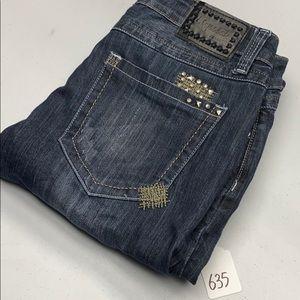 Womens Liquid X Jeans 11/31x32